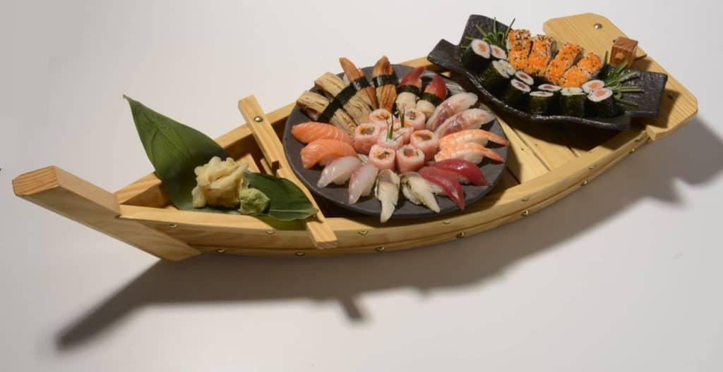 Sushi Unseres Sushi Meisters Jpg