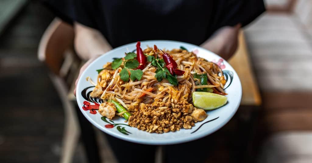 How to make: Pad Thai | Recipes | Thaikhun Street Food | Thai Restaurant - Thaikhun