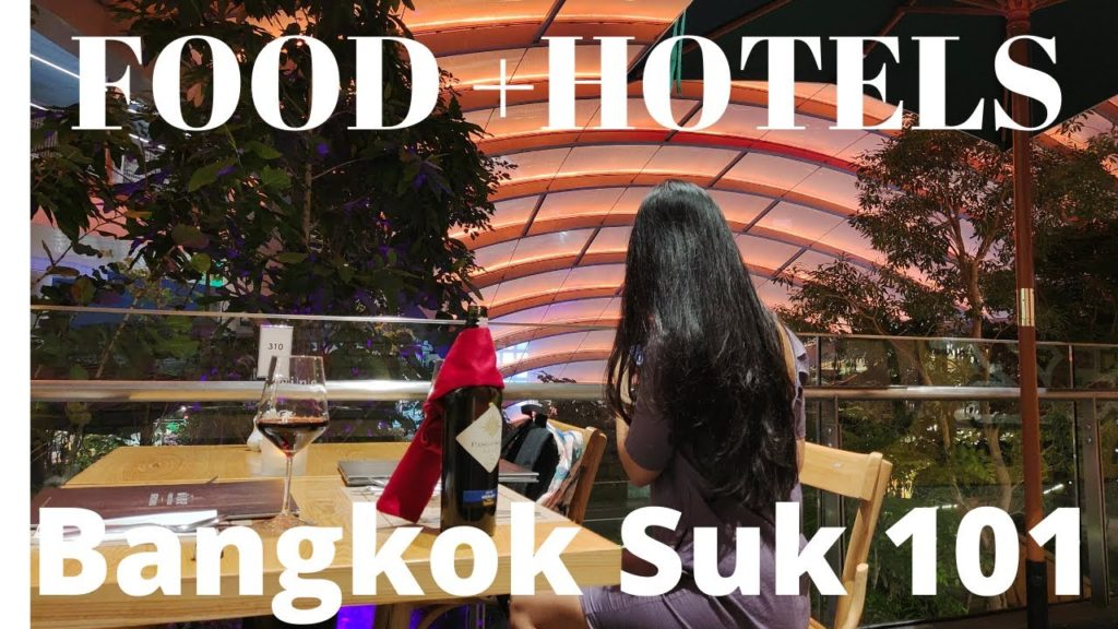 Top BBQ, Burgers, Beers, Thai Food + Hotels Tour Suk 101 Bangkok