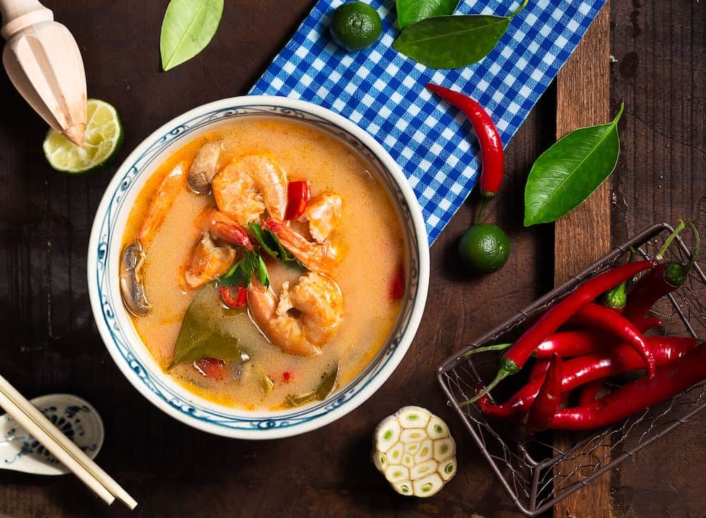 10 Of The Healthiest Thai Dishes You Can Order