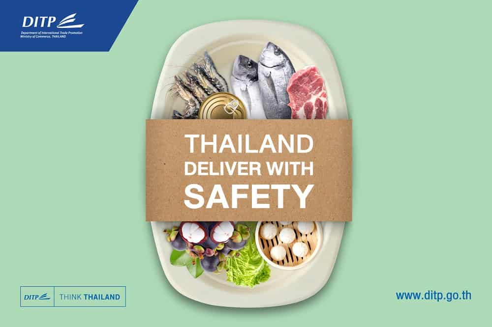 Campaign launches to boost value of Thai food exports