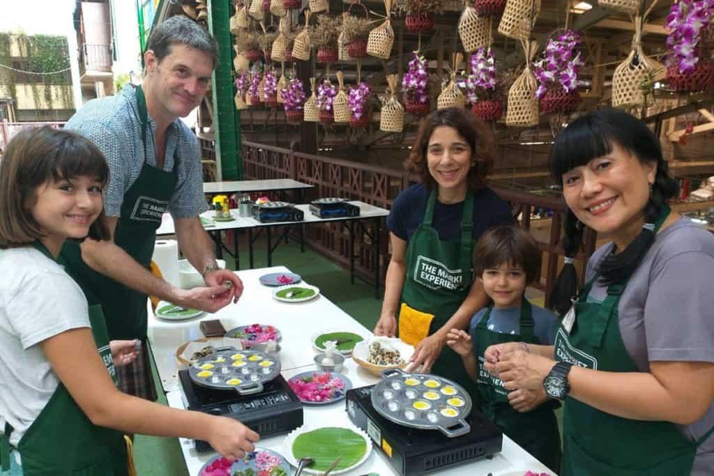 Fun Family Thai Cooking Class