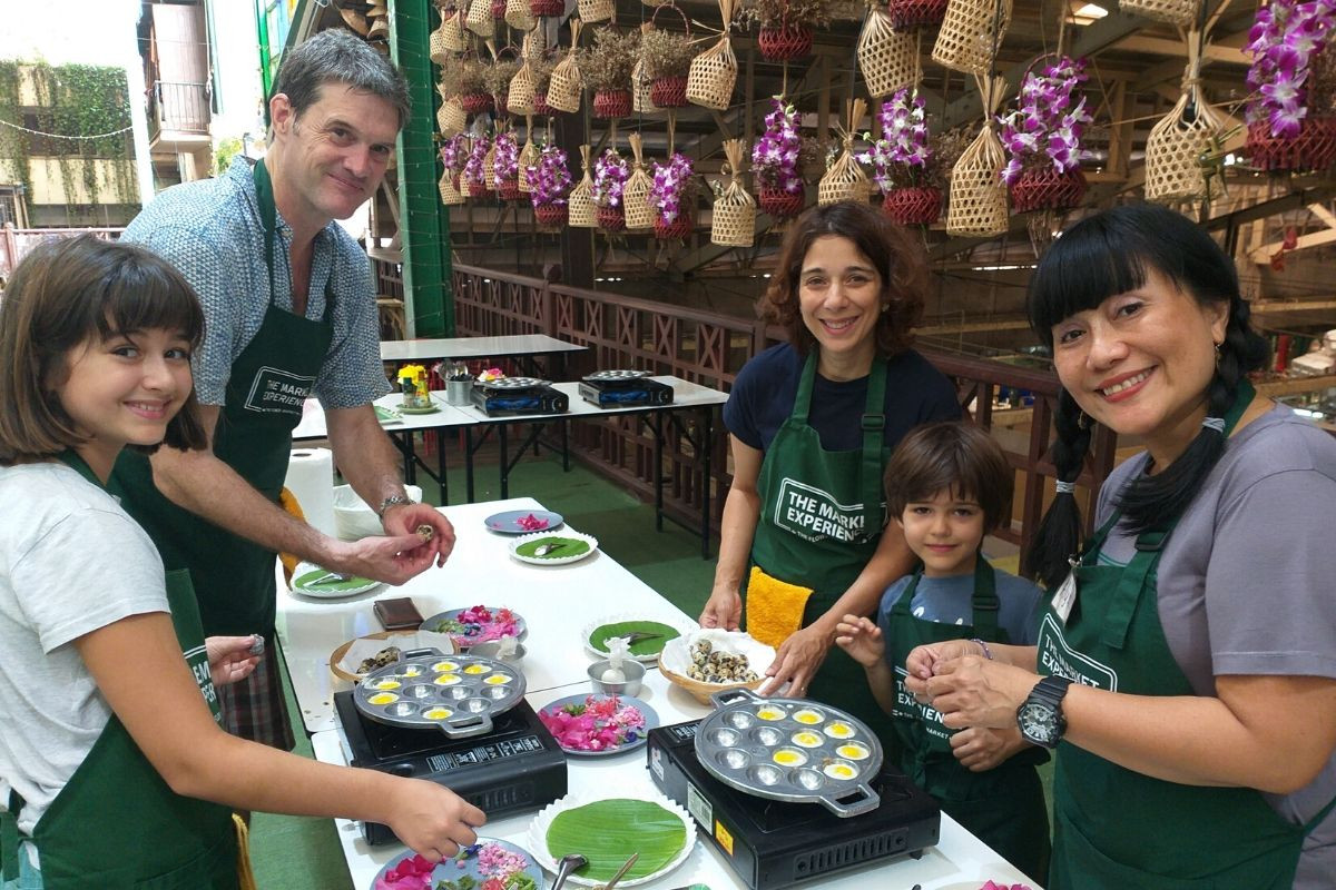 Fun Family Thai Cooking Class