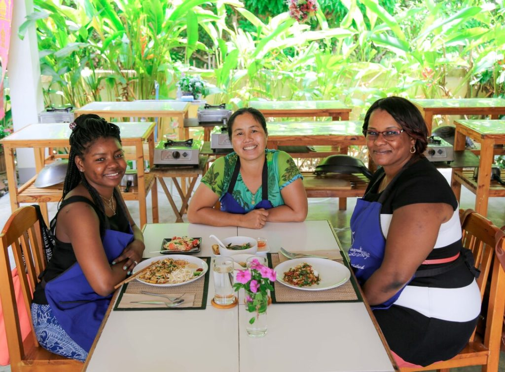 Personalized Thai Cooking Class of 26 April 2017