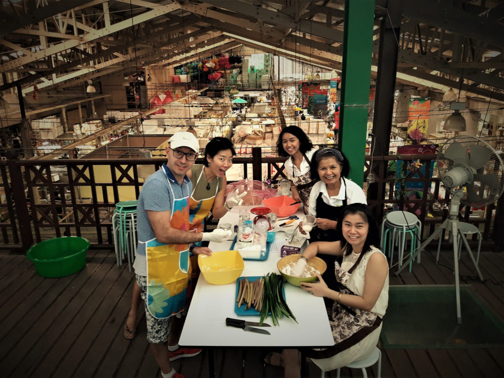 Cook & Eat - 1 hour Thai Cooking Class | The Market Experience
