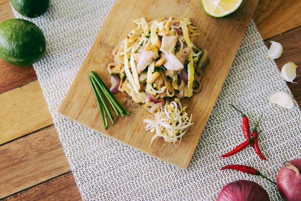 Date Night: Thai Cooking - Ginger and Baker