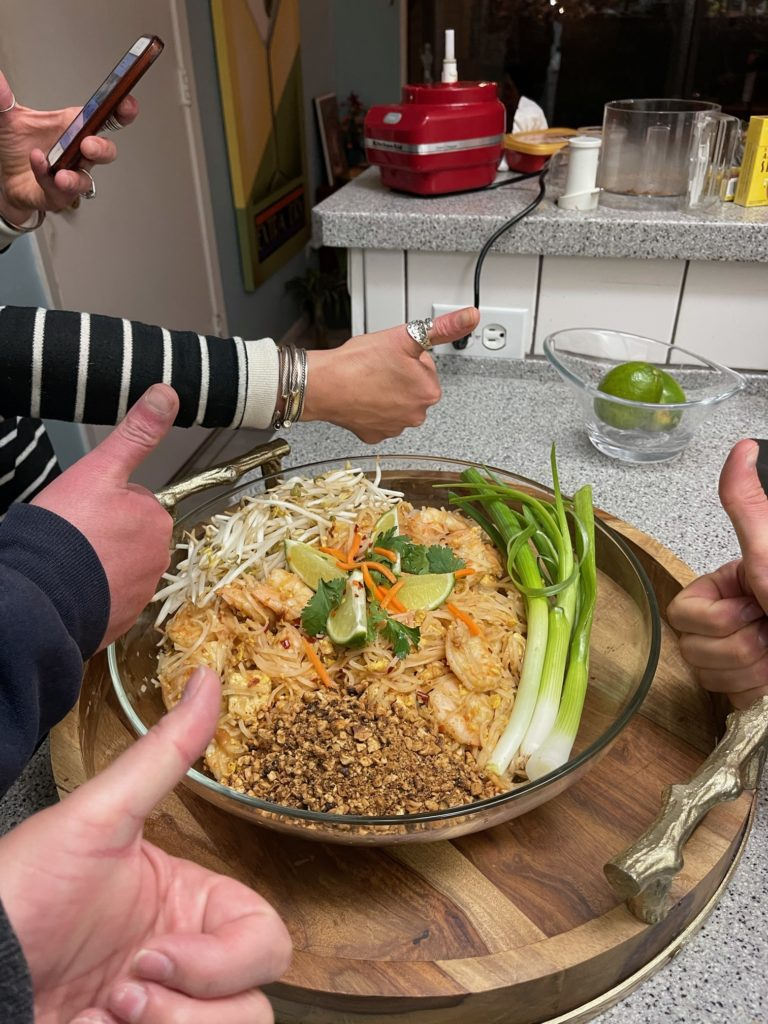 Thai Cooking Class - New America College
