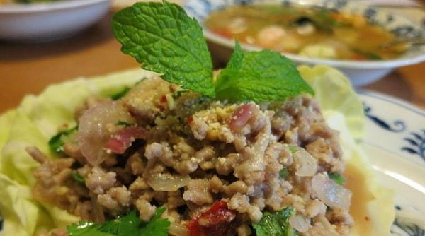 Thai Food Favorites: Laab - The Mad Traveler