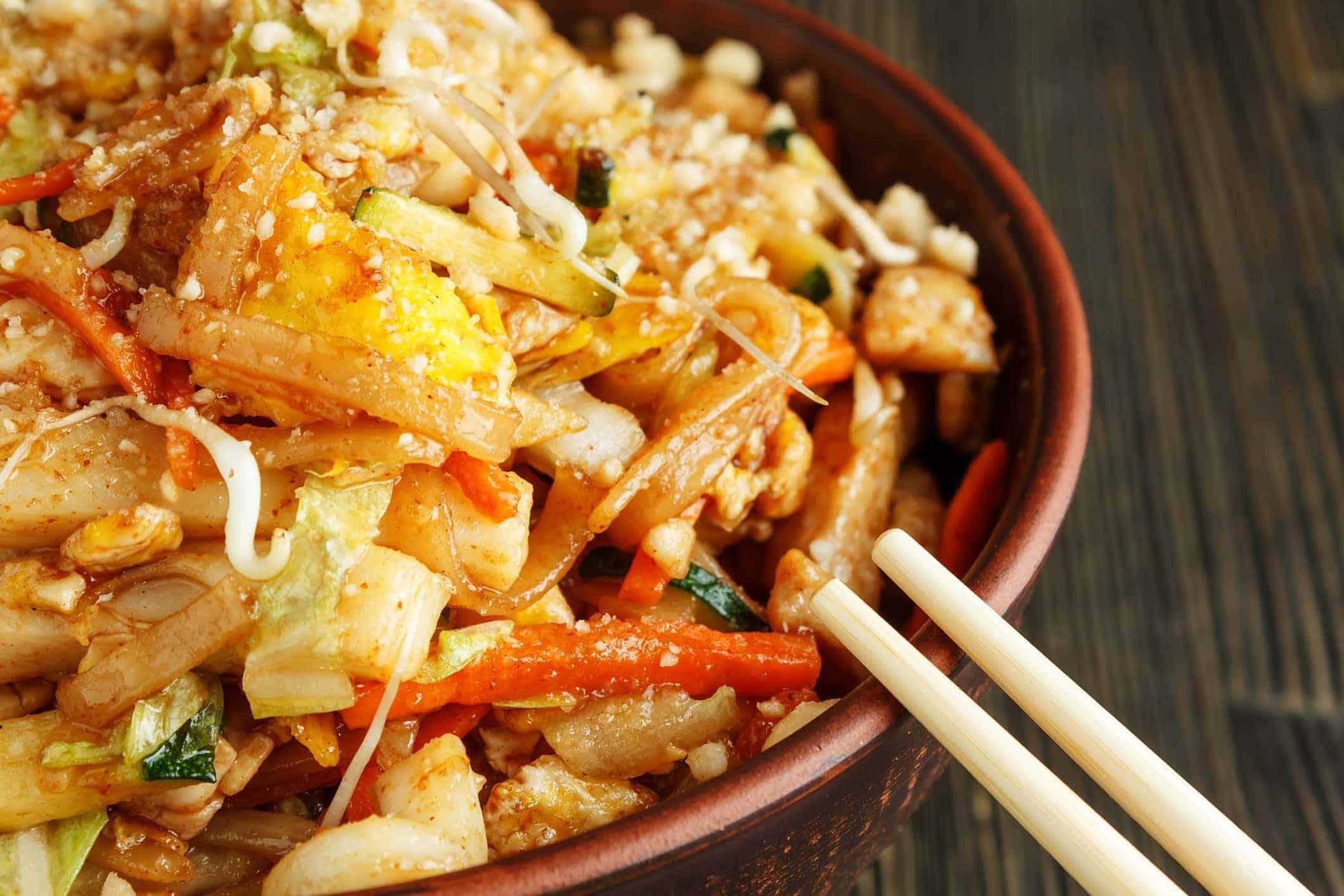 Thai Food - Madison Square Park - Love Mama