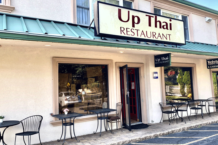 Up Thai Restaurant: Fresh, Strong, Diverse Flavors; Healthy, Hearty, Tasty, and Robust - Morris Focus