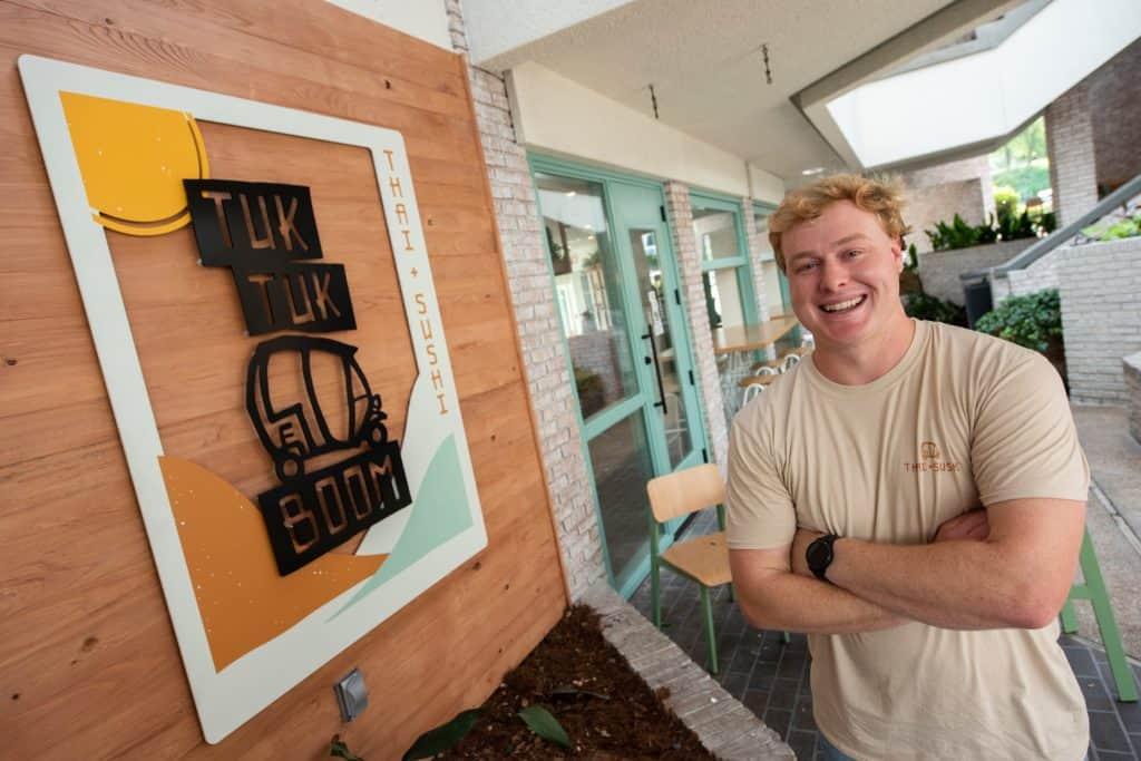 New restaurateur hopes upcoming Thai restaurant will make a boom in Highland Village