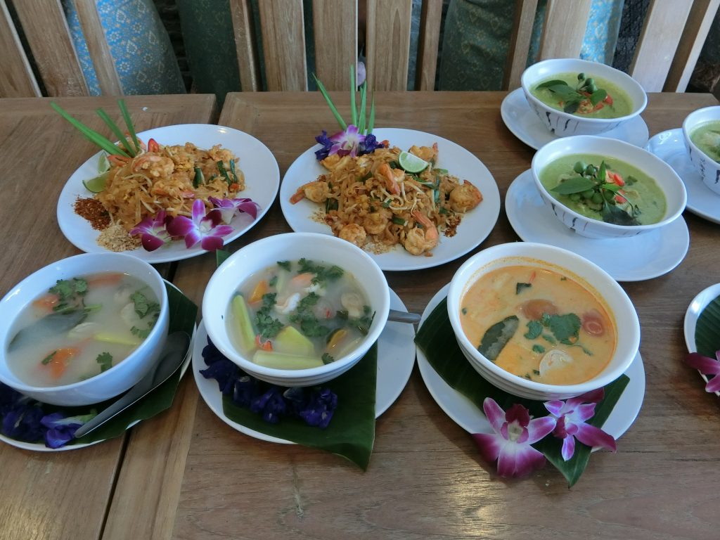 Private Sandbox Thai Cooking Class special offer for Phuket sandbox clients