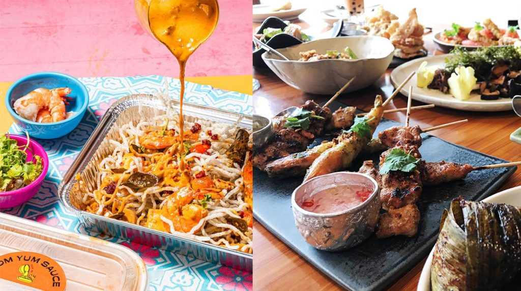 10 Must-Try Places for Thai Food Delivery in Manila - When In Manila