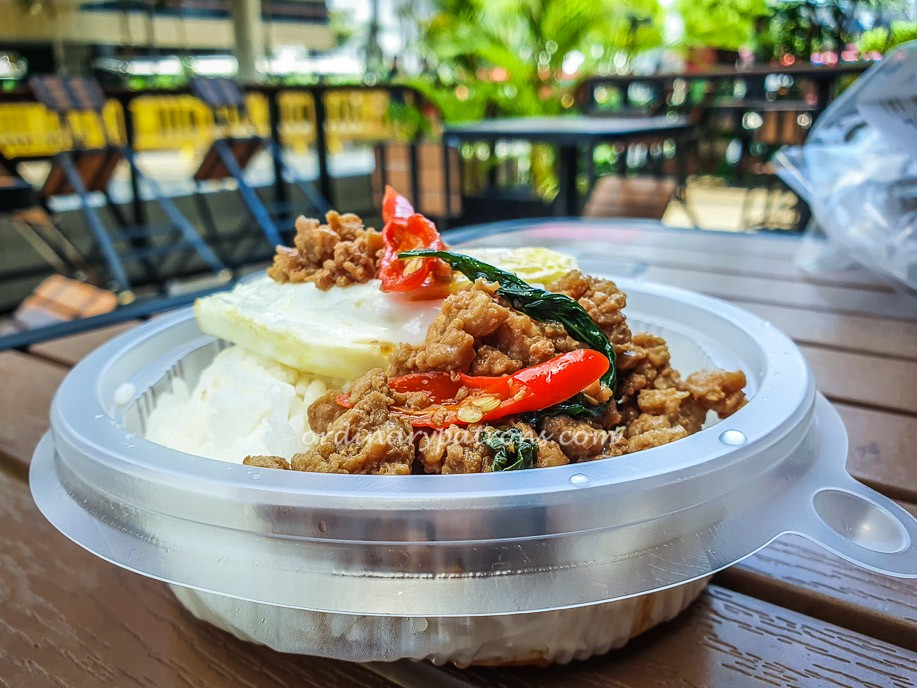 Hot Thai Food at ChaTraMue Flagship Store in PLQ - The Ordinary Patrons